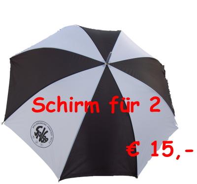Schirm SpVgg Hainstadt