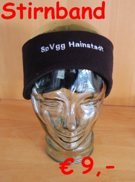 Stirnband SpVgg Hainstadt