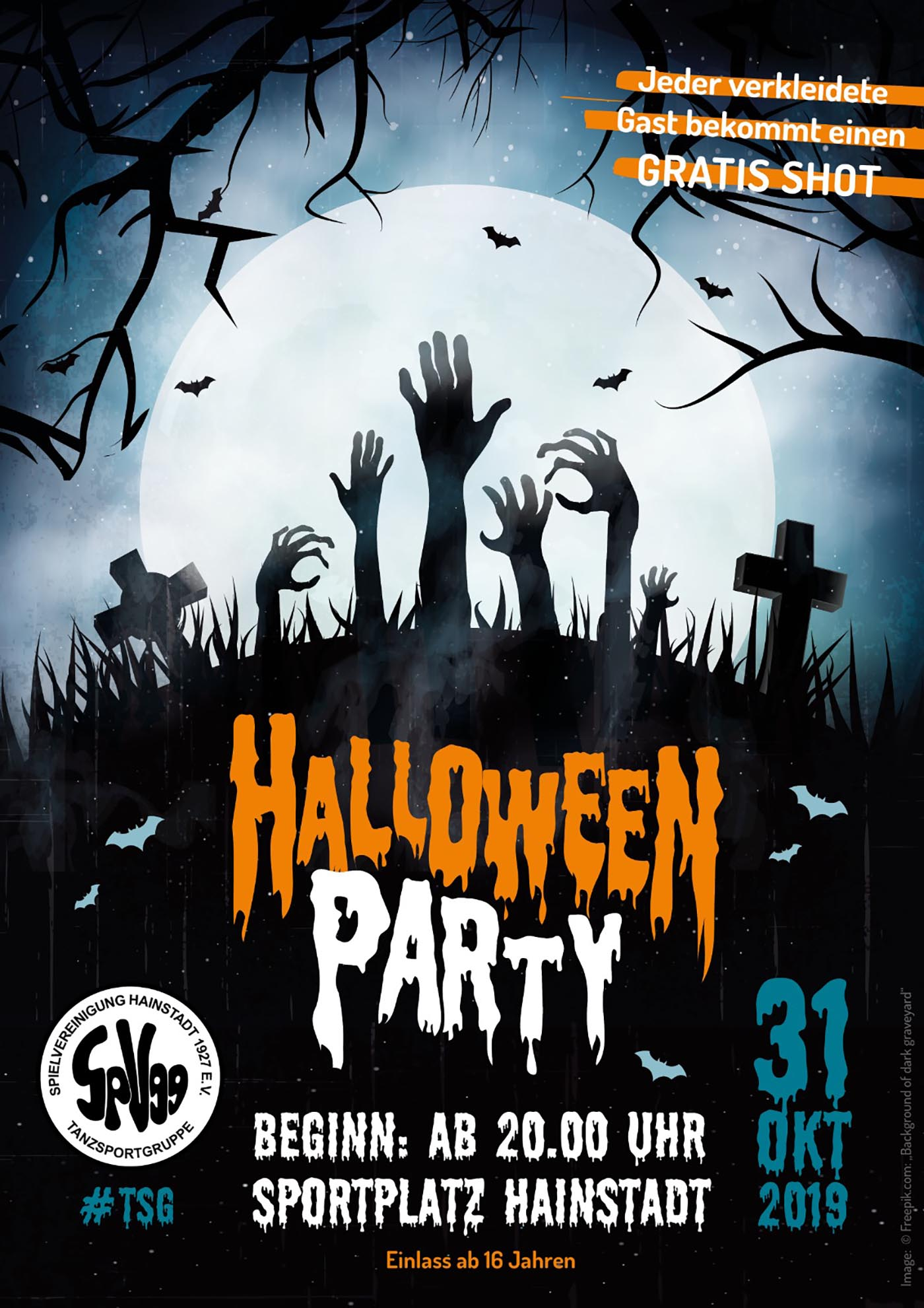 Halloween Party SpVgg